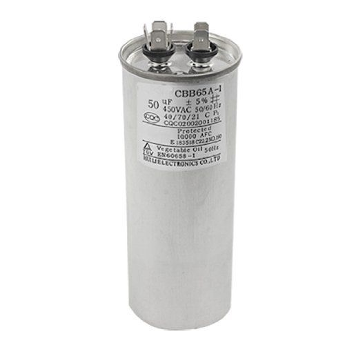 Amico Air Conditioner Cbb65a 1 50uf 50 60hz Motor Run Capacitor By Amico 12 37 Features Cylinder Shape Lug Terminal Typ Car Electronics Inductors Capacitor