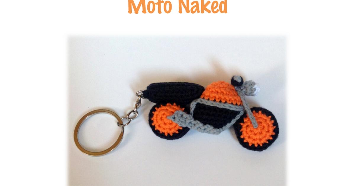 patron moto naked -ES- PuntosDeFantasia.pdf | patron amigurumi ...