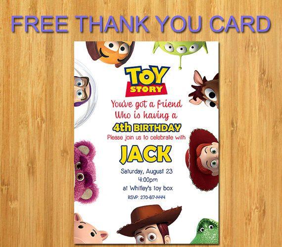 Pin De Yael Querol En Noah Toy Story 3 Años Fiesta Niños