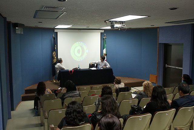 Conferencia del Mtro. Miguel Ángel Pérez Álvarez, sobre Contexto Cultural y Modelos Cognitivos, llevada a cabo el 23 de septiembre de 2013, a las 17:00 hrs. en el auditorio de la DGTIC.