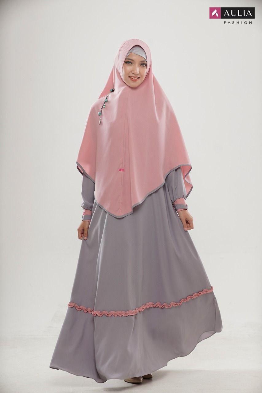 KATALOG AULIA SYARI TERBARU 11/11 di 11  Model baju wanita