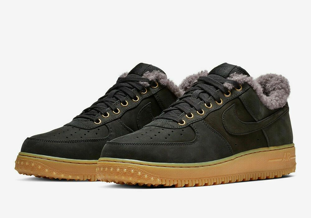 eBay Sponsored) NIKE AIR FORCE 1 PREMIUM WINTER SHOES SIZE