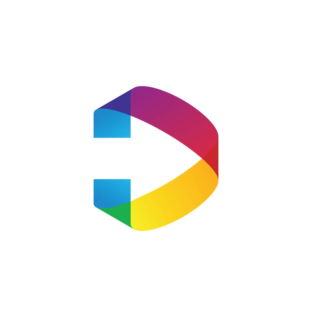 Direct Line Group Svg Logo Letter Logo Letter D Lettering