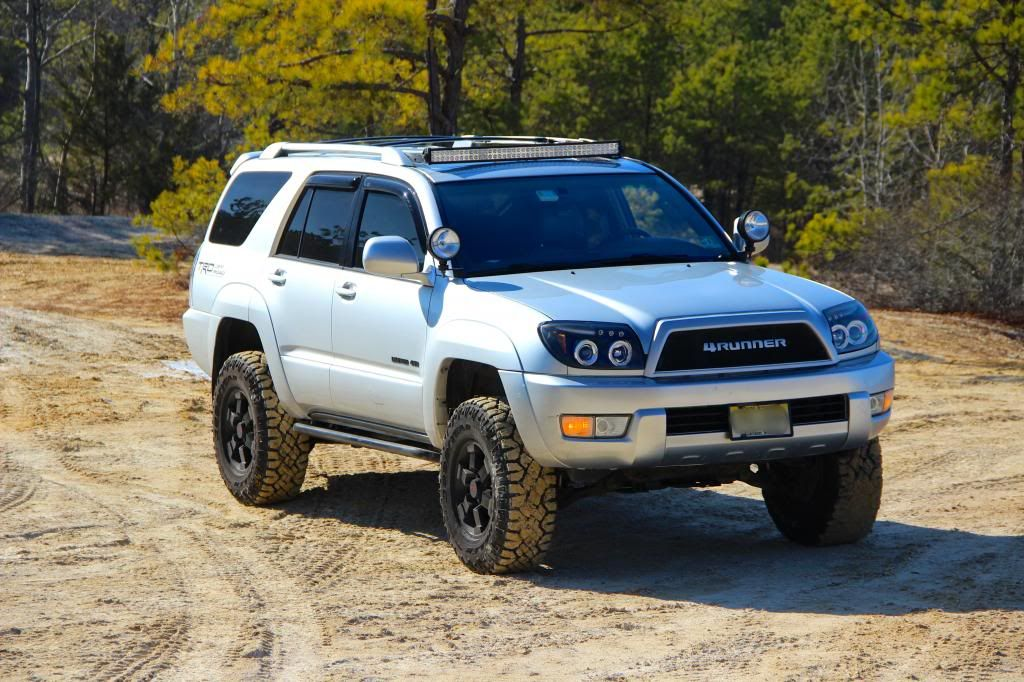 403 Forbidden Toyota 4runner 4runner 4th Gen 4runner