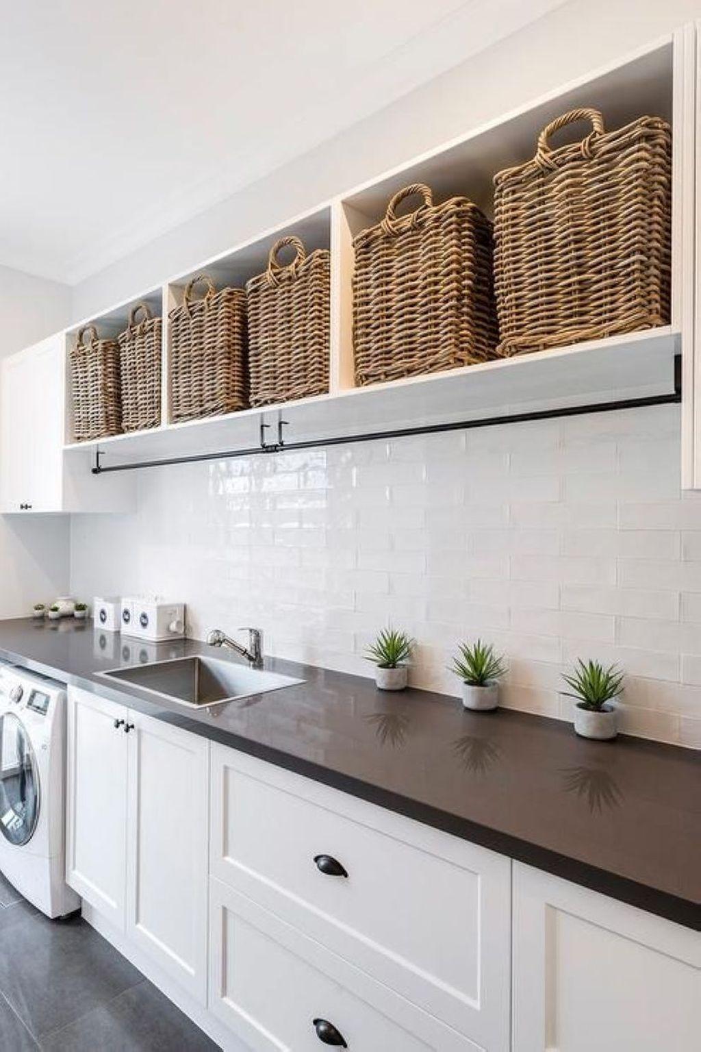 Photo of 39 Perfekte Designs für Waschküchen auf kleinem Raum