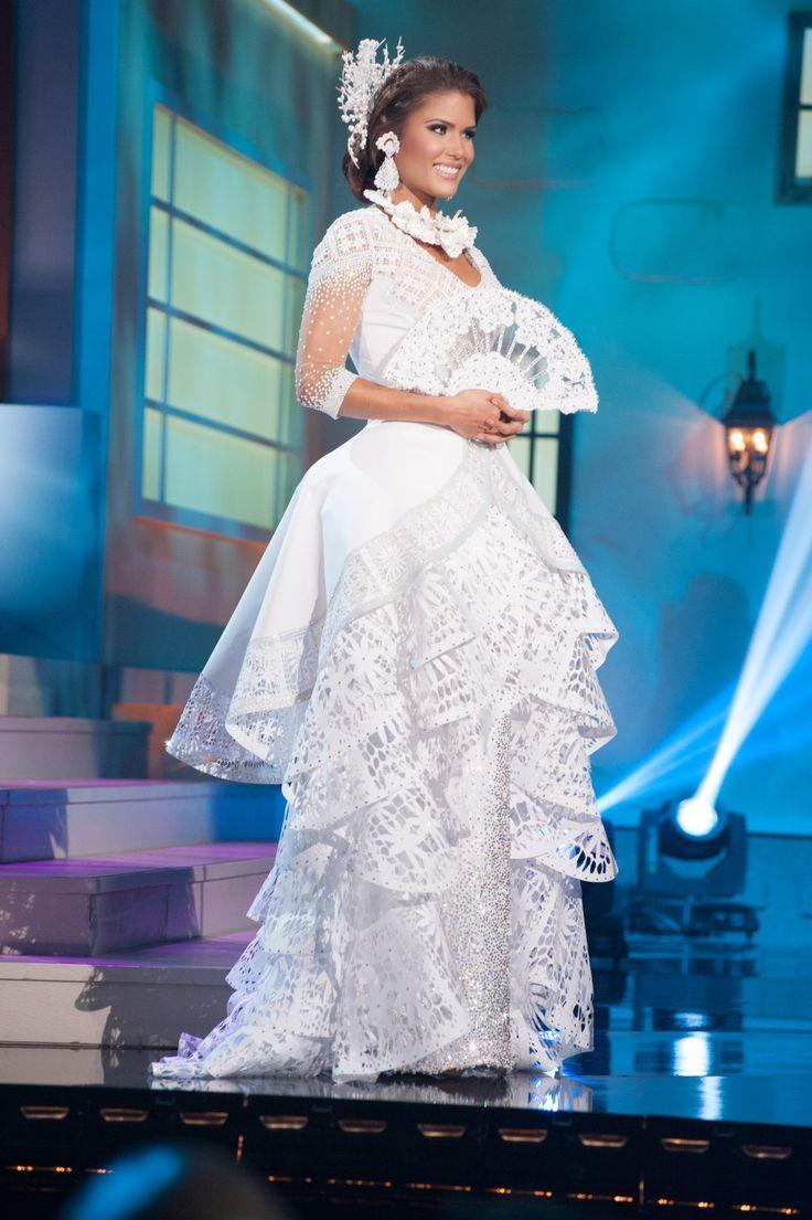 GABRIELA BERRIOS MISS PUERTO RICO National Costume/Miss Photogenic ...