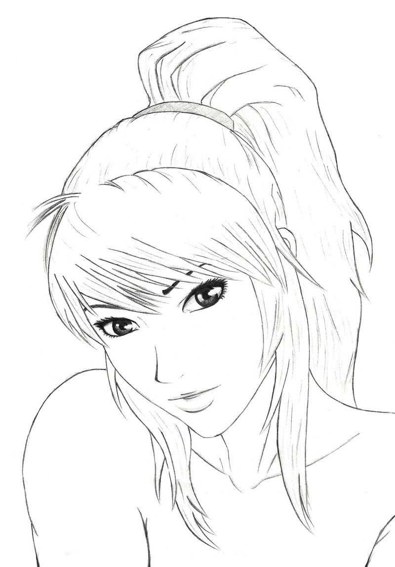 Girls Faces Drawings Google Search Sophie Art