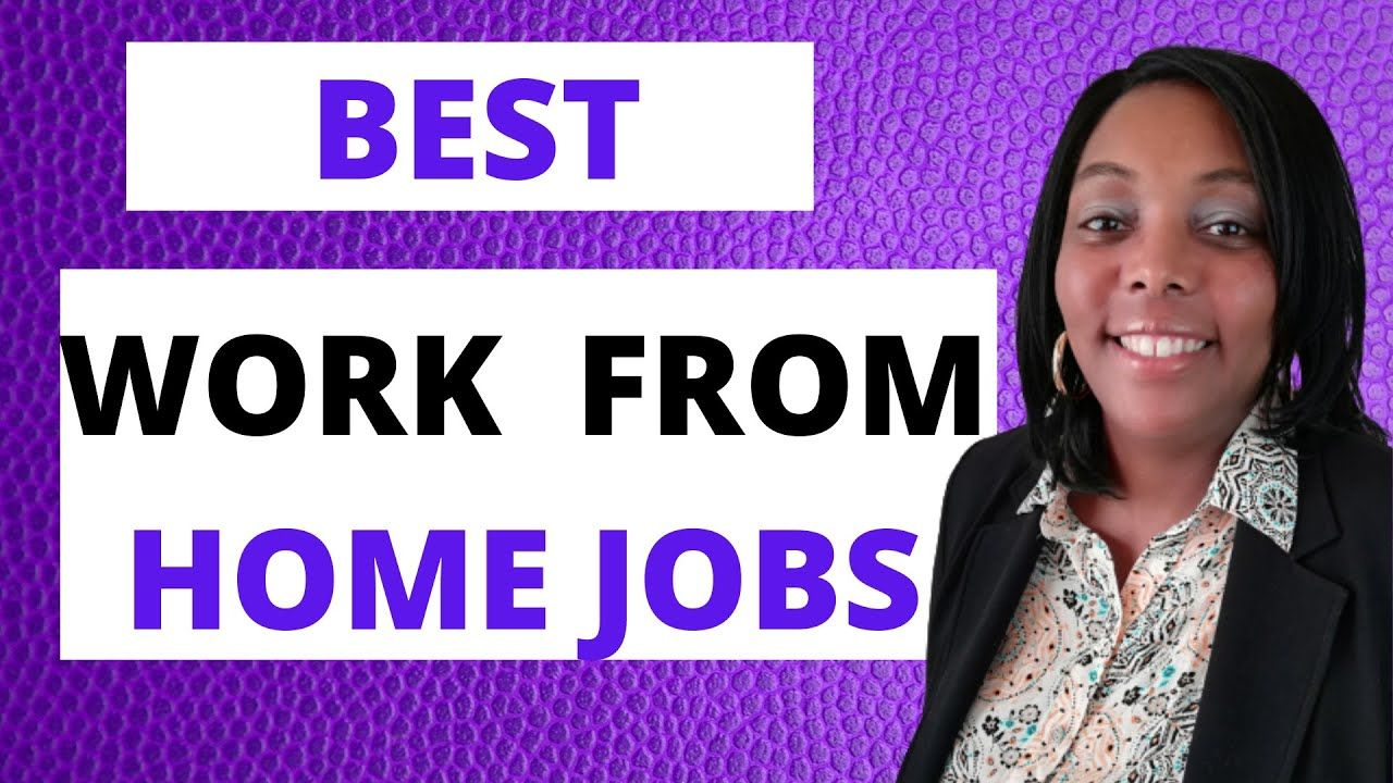 Start Working From Home Today 5 Best Work From Home Jobs Thressa Sweat In 2020 Work From Home Jobs Working From Home Online Jobs From Home