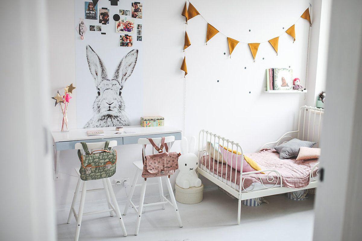 25 Creatieve Kinderkamers : Ontwerp een creatieve kinderkamer met magneetbehang er zijn heel