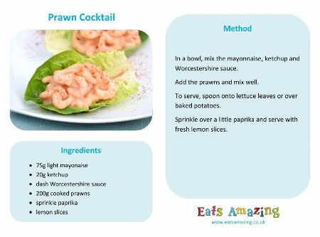Easy Prawn Cocktail