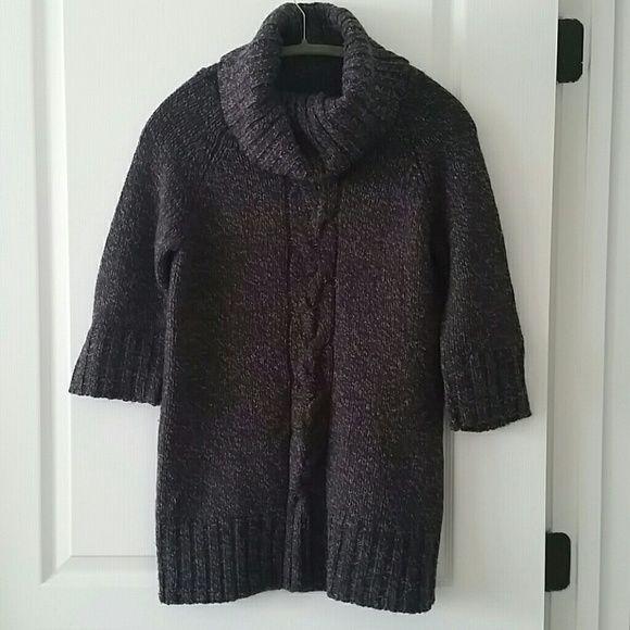 Fenn Wright Manson Sweater 3/4 sleeve length; 83% acrylic, 10% cotton, 7% wool Fenn Wright Manson  Sweaters Cowl & Turtlenecks