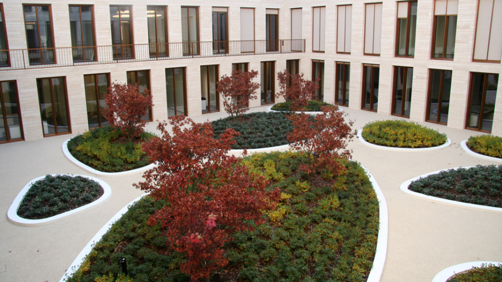 Karlsruhe Patio L Bank Agence Ter Patio Karlsruhe Landscape