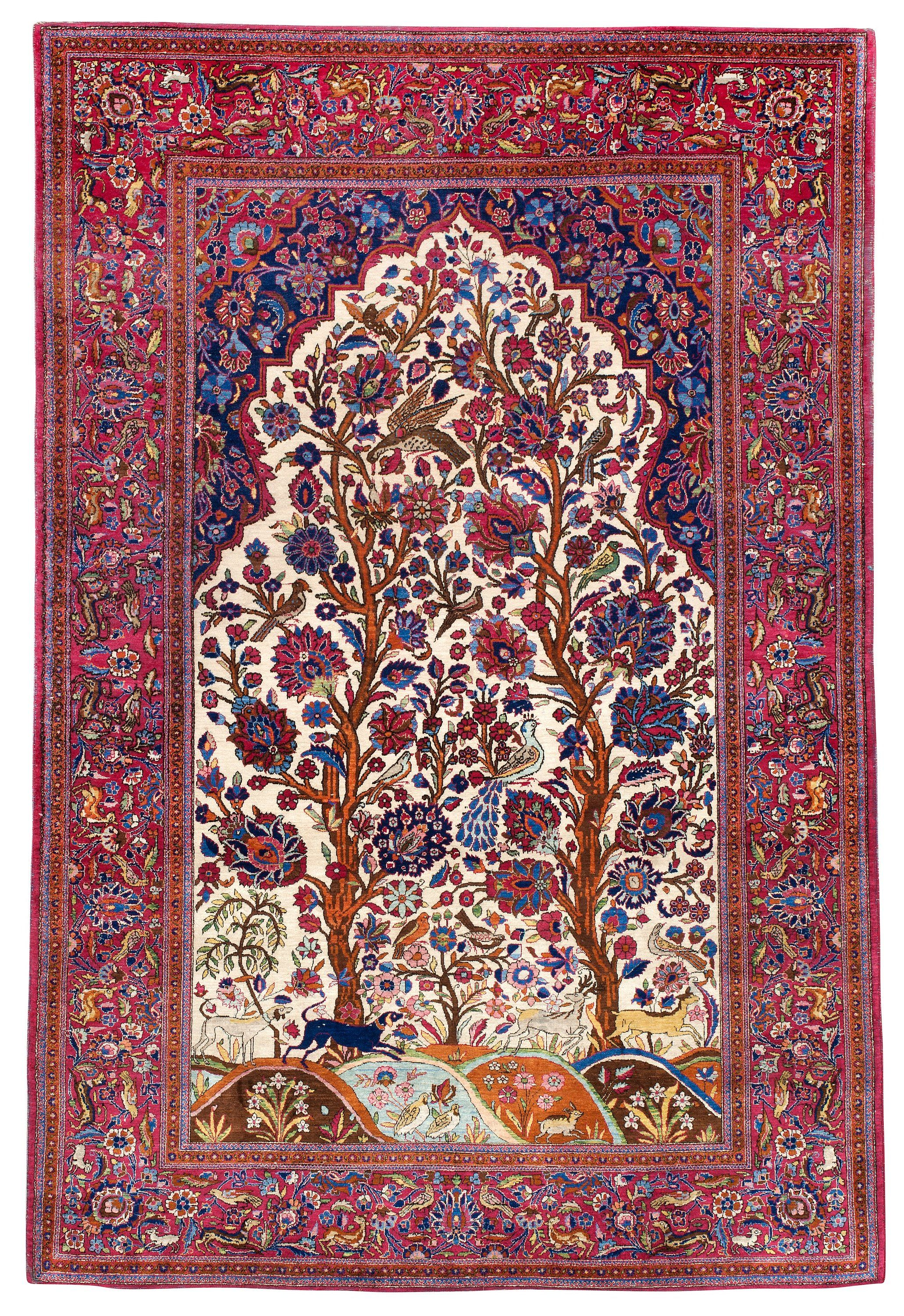 In One Section Of The Book Pi Asks For A Prayer Rug To Show His Love And Devotion 3 Religions