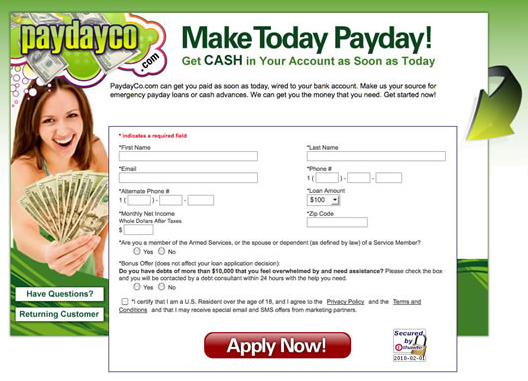 Cash Loans Low Income Earners No Obligations To Accept And No Telecheck Needed Loan For A Short Term Financial Cash Loans Payday Loans Online Payday Loans