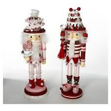 Set of 2 Hollywood Nutcrackers