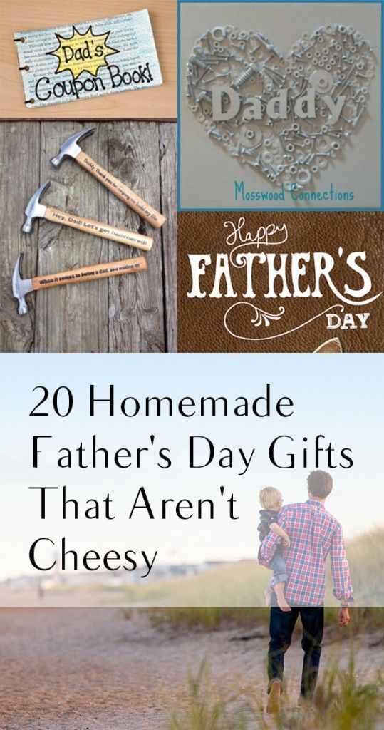 20 Father's Day Gifts that Aren't Cheesy Homemade