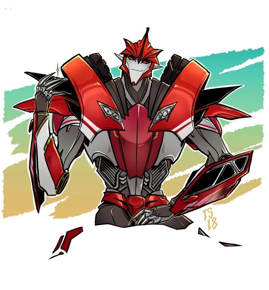 "deformedcar ""Shiny "" Transformers decepticons"