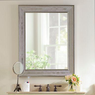Kirklands Bathroom Mirrors
