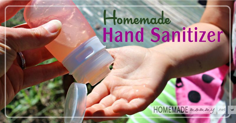 I Love My Disinfectant Spray Recipe But With Winter Coming Soon I