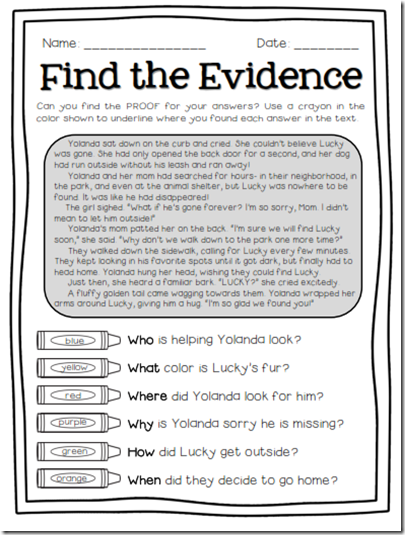 Text Evidence on Pinterest  Close Reading, Text Structures and Citing Text Evidence