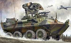 1 35 Trumpeter Usmc Lav At Light Armored Vehicle Anti Tank Tr00372 Usmc Vehicles Tanks Military