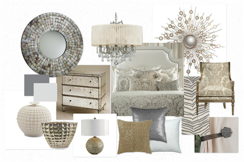 Get The Look Hollywood Glam Style For Your Interiors Home Decor