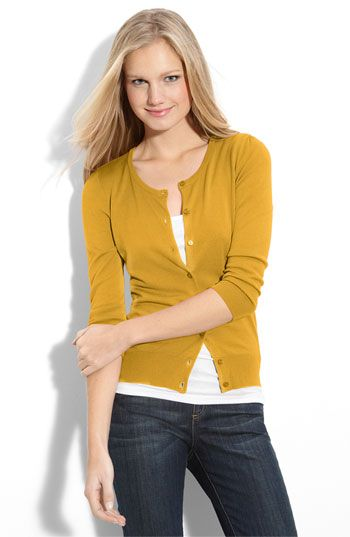c4aa611da7d On the hunt for a mustard cardigan that will not cost a fortune ...