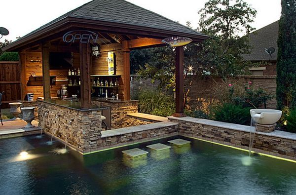 10 Ways To Upgrade Your Poolside Area This Summer Small Backyard Pools Backyard Pool Designs Inground Pool Designs