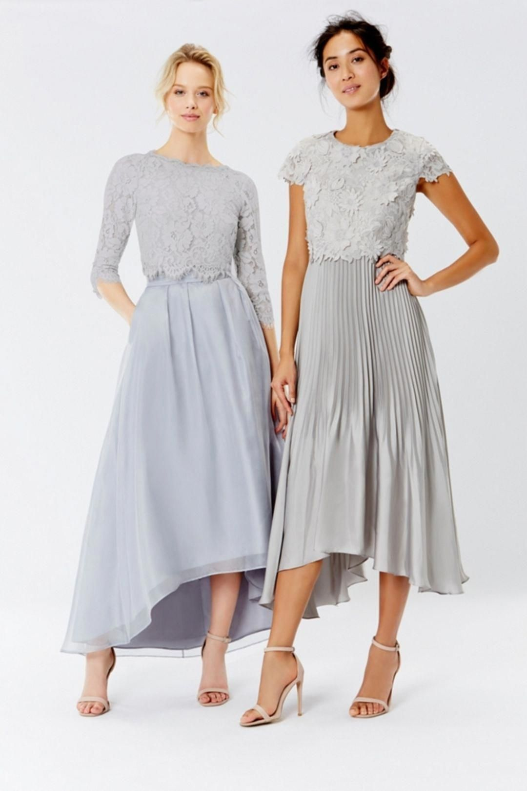 weddingguestoutfit in 5  Wedding guest skirt, Bridesmaid
