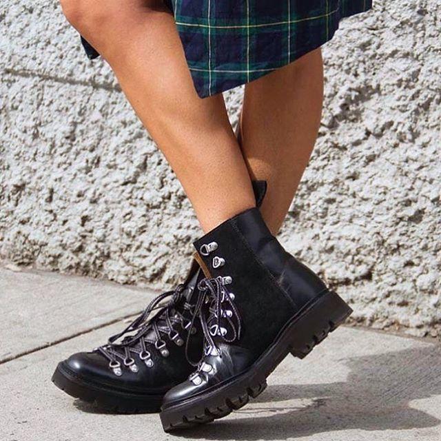 ab26583dcd2 Nanette // Our women's urban hiker @avintagevice | Baubles & Rags ...