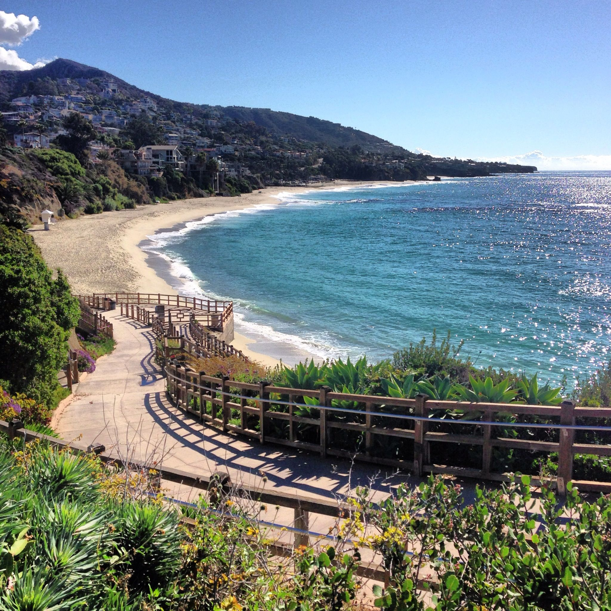 Treasure Island Beach: Treasure Island Beach, Laguna Beach, California