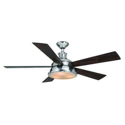 Indoor Liquid Nickel Ceiling Fan
