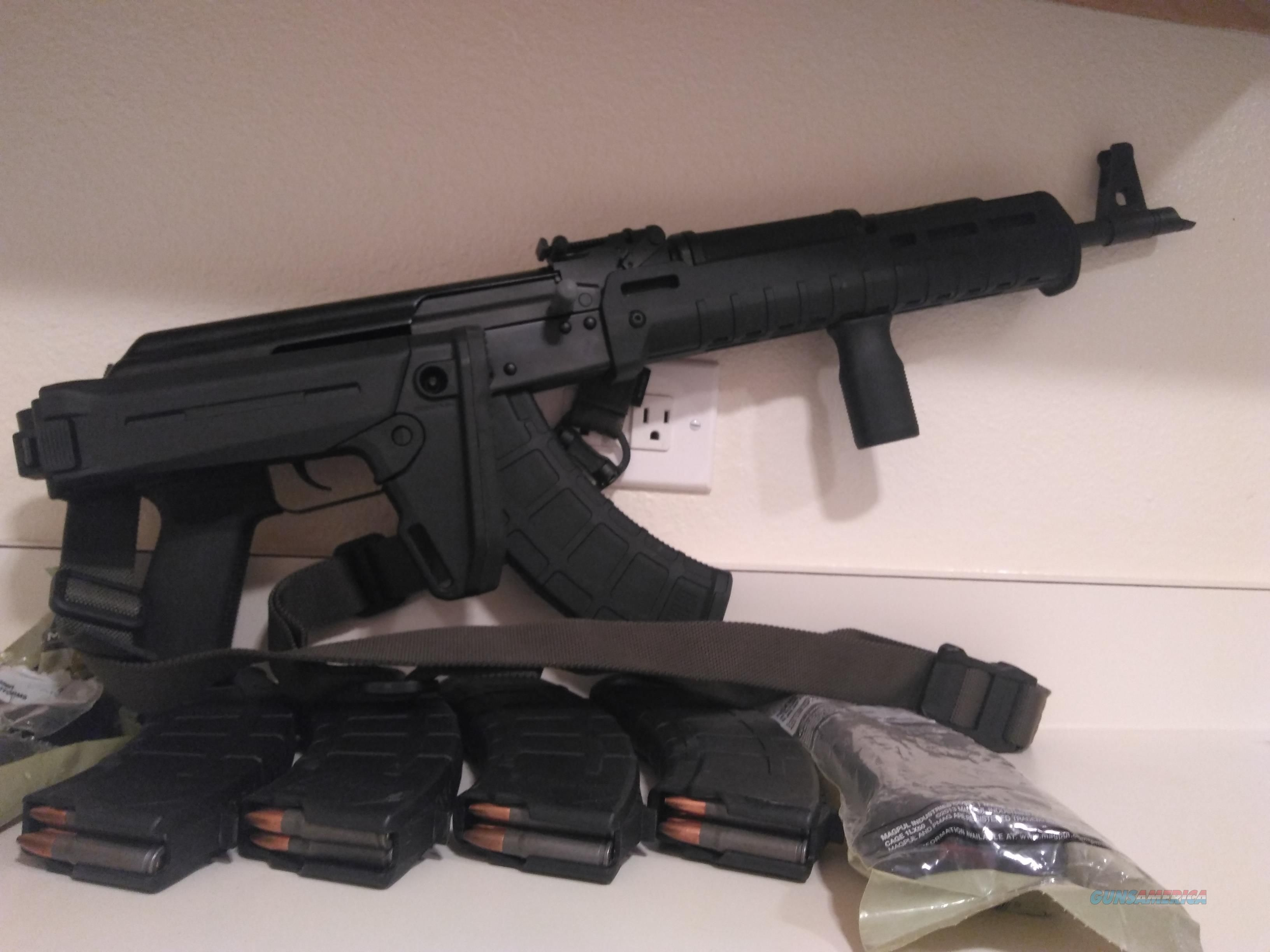 RAS-47 AK/47 Zhukov Magpul w/ Folding Stock Guns > Rifles > Century