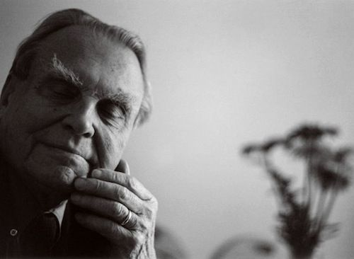 "The purpose of poetry is to remind us / how difficult it is to remain just one person - Cszelaw Milosz, from ""Ars Poetica?"""