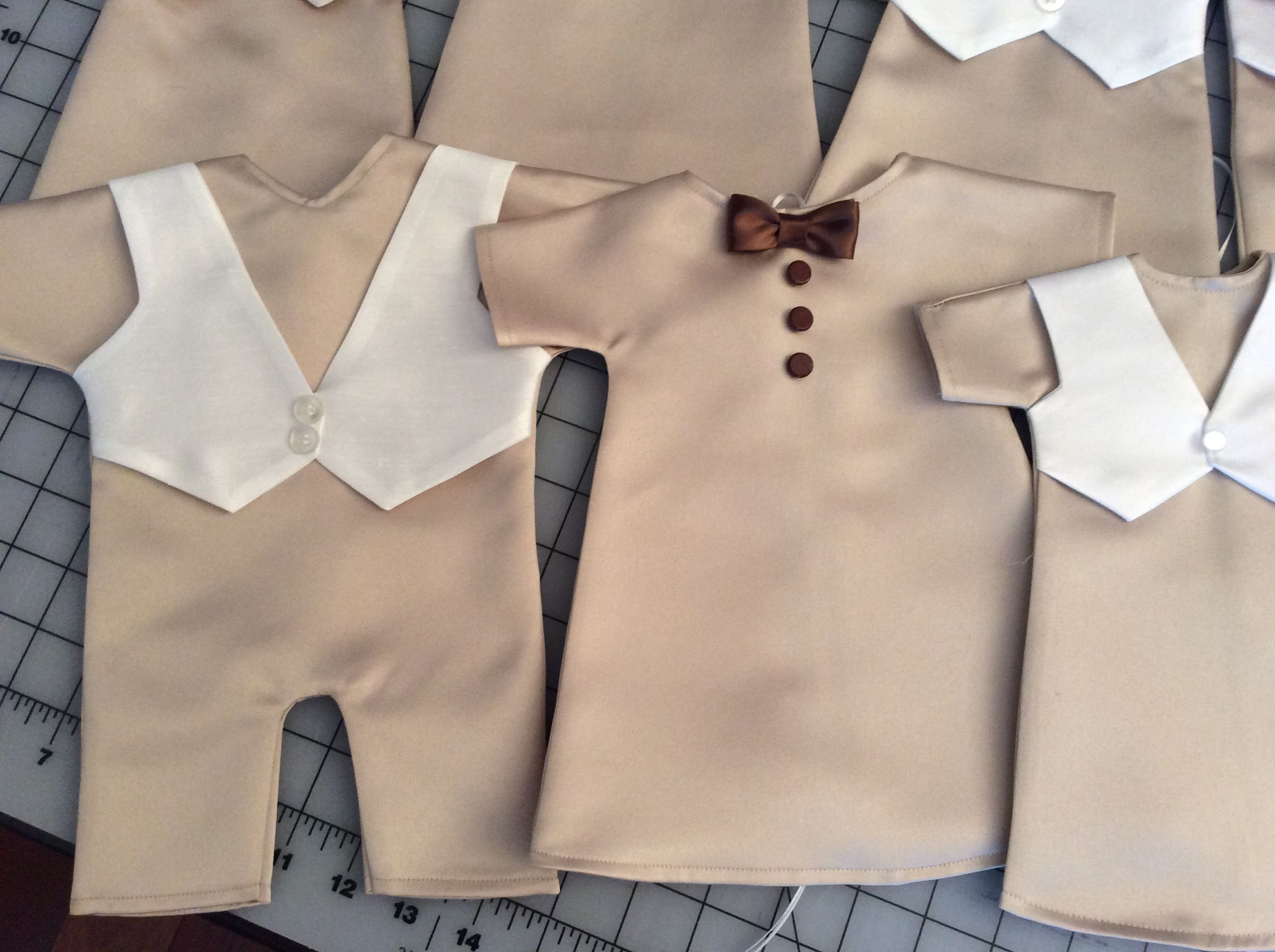 Angel Gowns for boys, sewn by the Fort Wayne Chapter of the American ...