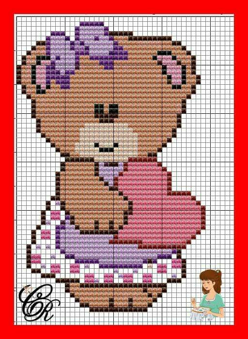 Pin By On Pinterest Cross Stitch