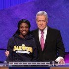 """Oakwood University senior Kenesha Bennett believes her elementary education major may have given her an advantage while competing on the """"Jeopardy!"""" College Championship."""