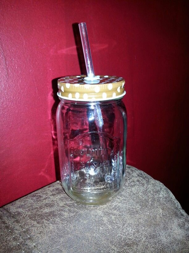 Cute Mason Jar Mugs I Found At Dollar General Mason Jar Mugs Mason Jars Jar