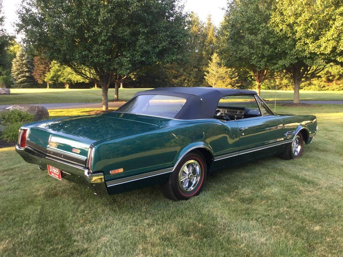 1966 Oldsmobile 442 for sale #2030905 - Hemmings Motor News