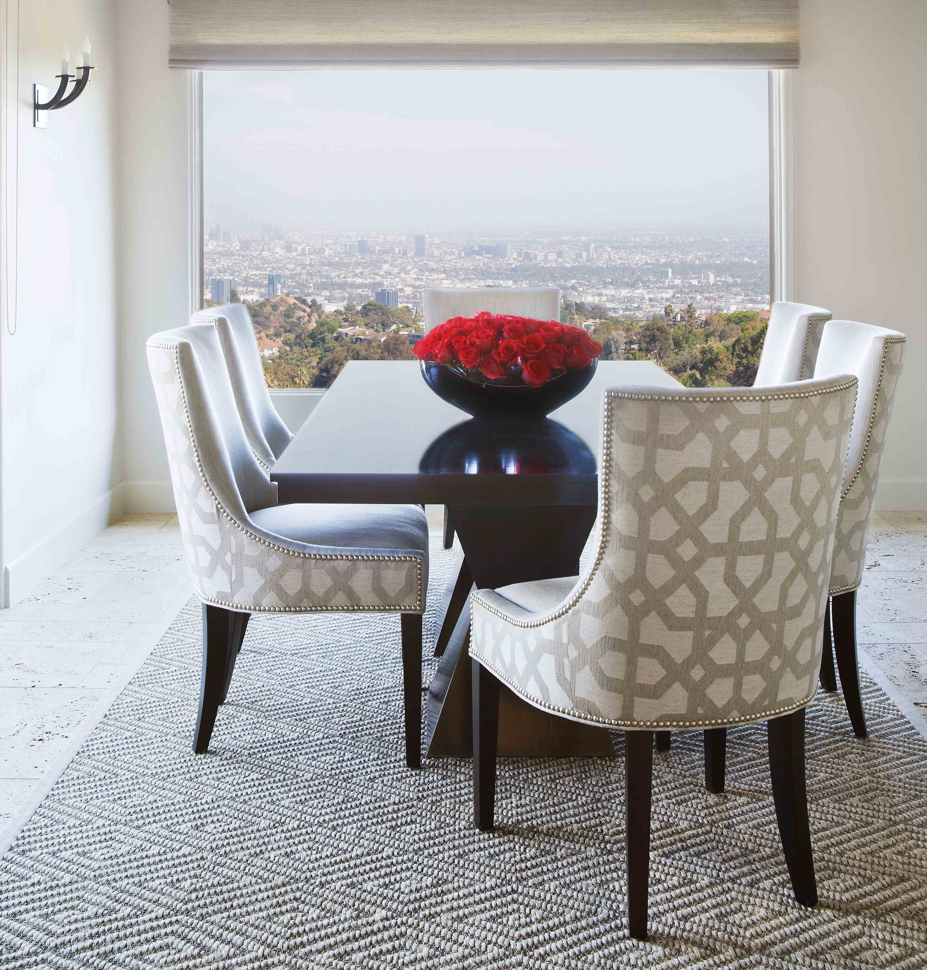 Mulholland Drive Dining Room