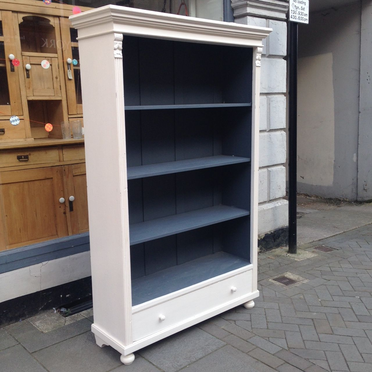 bookcases painted and small day both be bookcase double can functional stylish portia