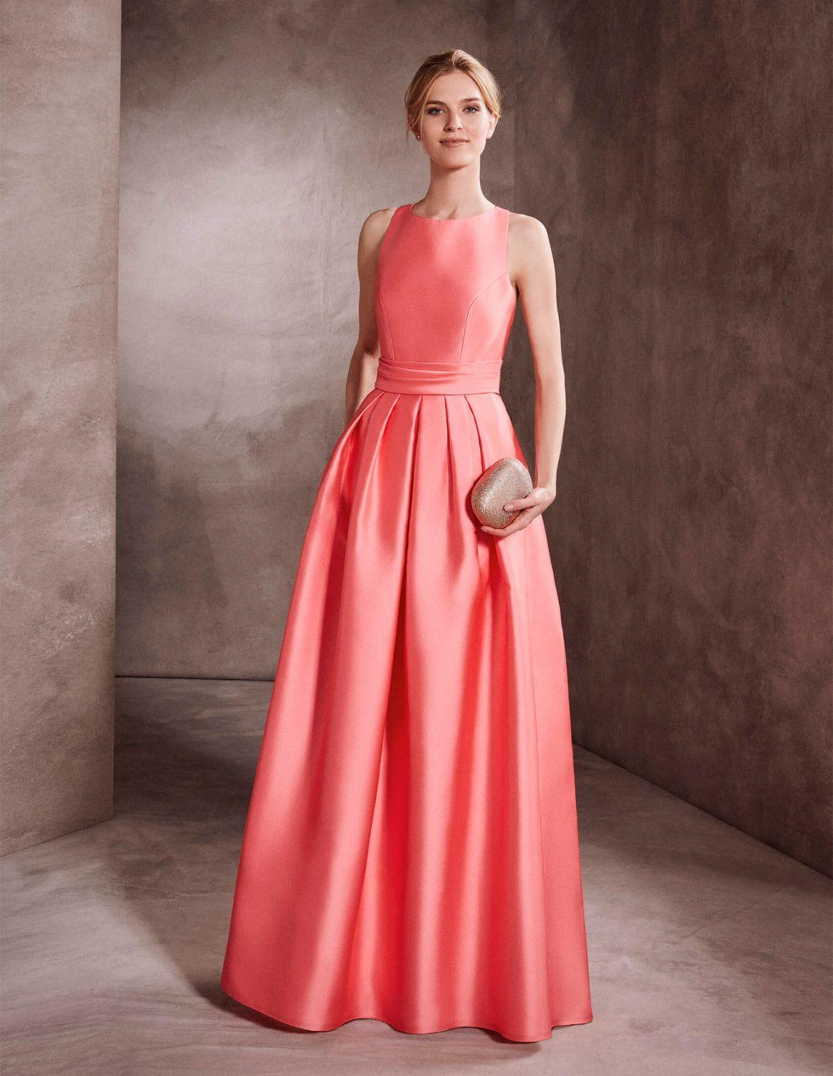 Asombroso Vestido De Fiesta Scarlett Imágenes - Colección de ...