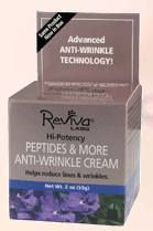 Review & Giveaway – Peptides and More Anti-Wrinkle Cream by Reviva Labs