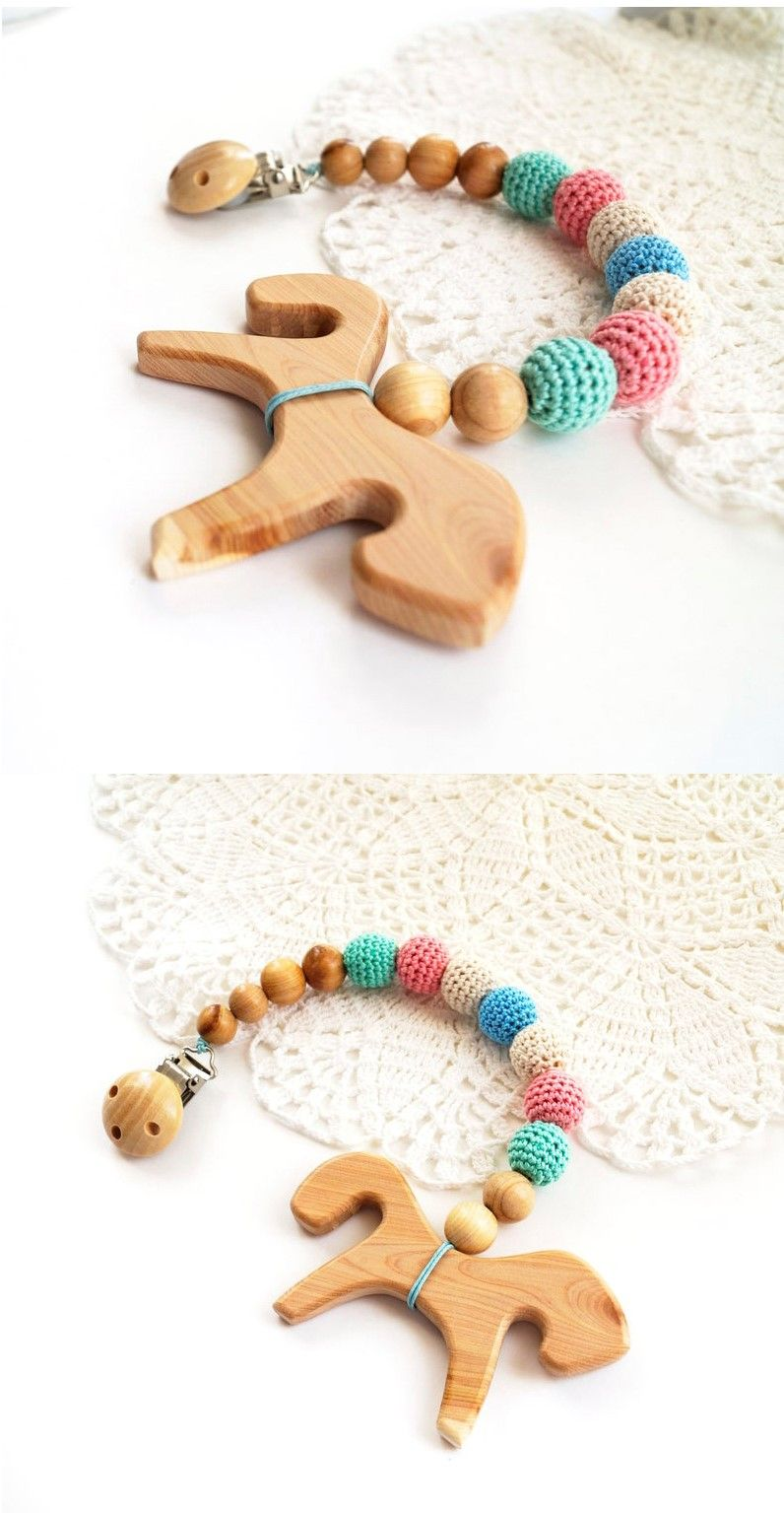6 month baby toys, dummy clips,horse toy, wooden toys for kids, teething remedies