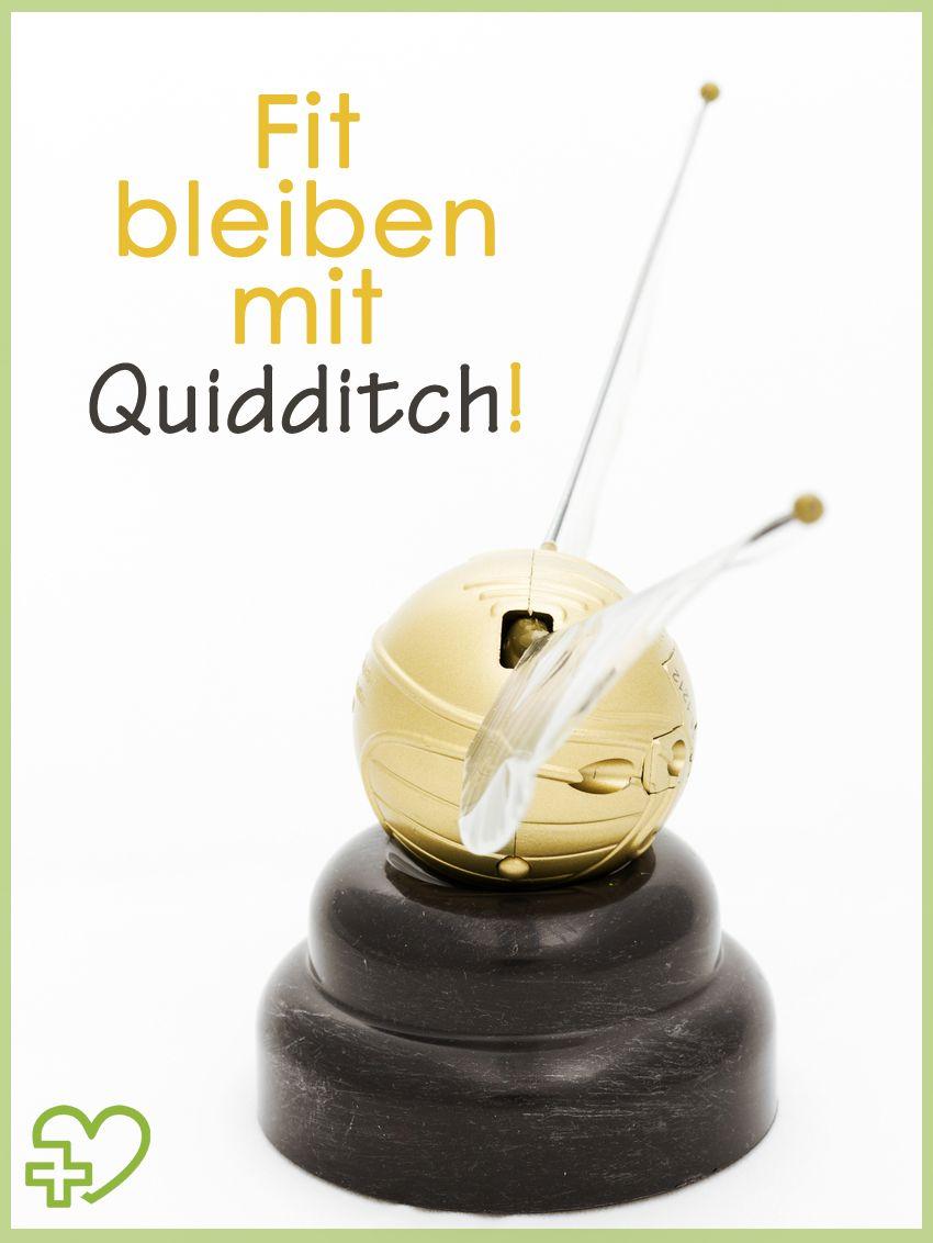 Quidditch Sportlich aktiv wie Harry Potter Sport tipps