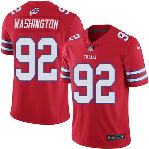 $24.99 Men's Nike Buffalo Bills #92 Adolphus Washington Limited ...