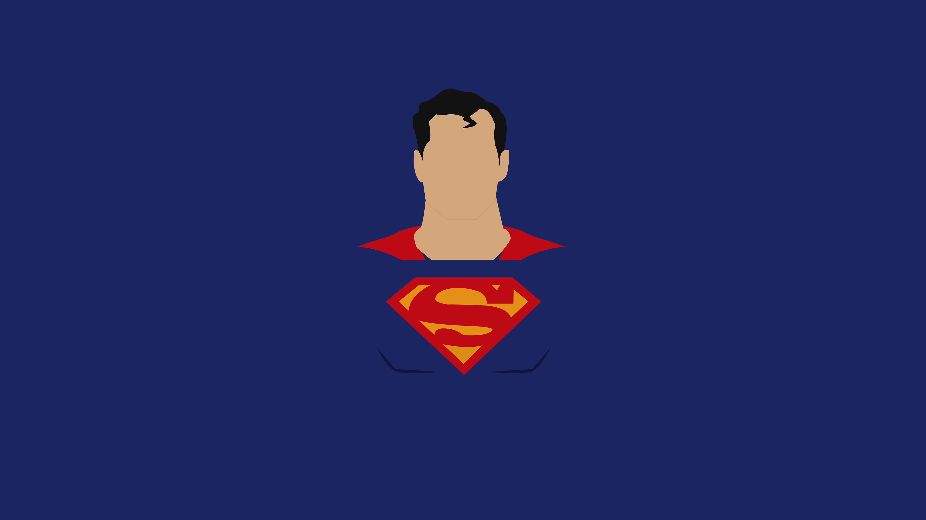 Superman Minimalism Art 4k Superman Wallpapers Superheroes Wallpapers Hd Wallpapers Digital Art Wallpapers Superman Wallpaper Superman Artwork Art Wallpaper
