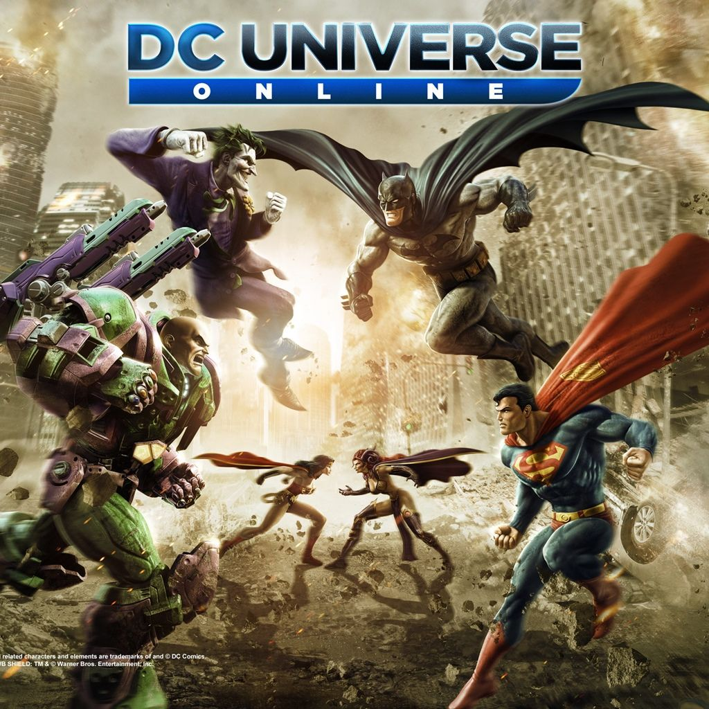 DC Universe Online has been my favorite game for almost 5