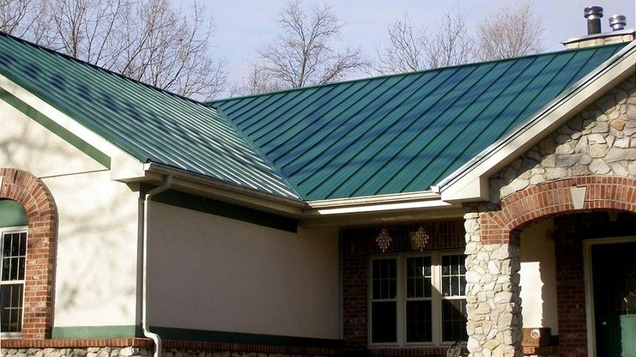 Pin by Mary Frances on Exterior Metal roof, Metal roof