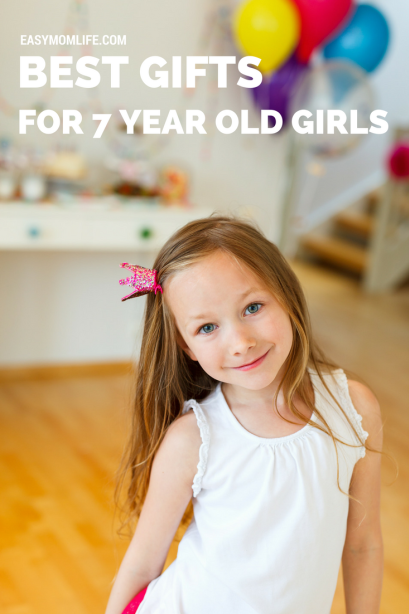 Great Gift Ideas For 7 Year Old Girls
